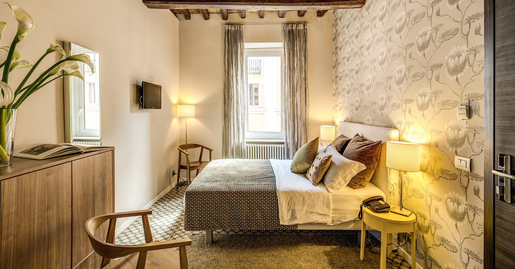 TREVI BB Beau Boutique Hotel Rom